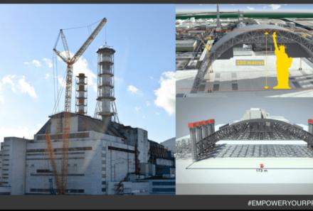Hier, c'était le 30eme anniversaire de la catastrophe nucléaire de Tchernobyl !