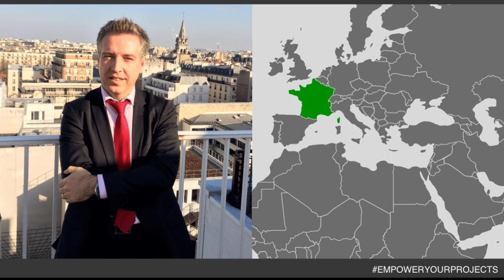 Découvrez l'interview de Daniel, notre Directeur de filiale de Paris !