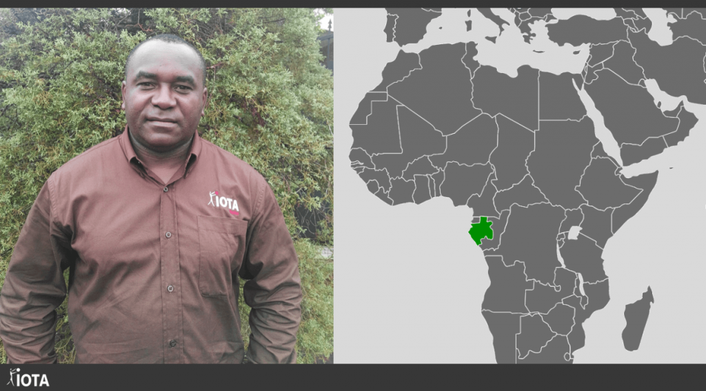 Alain, Officier Logistique au Gabon, Chef d'orchestre de la satisfaction client !