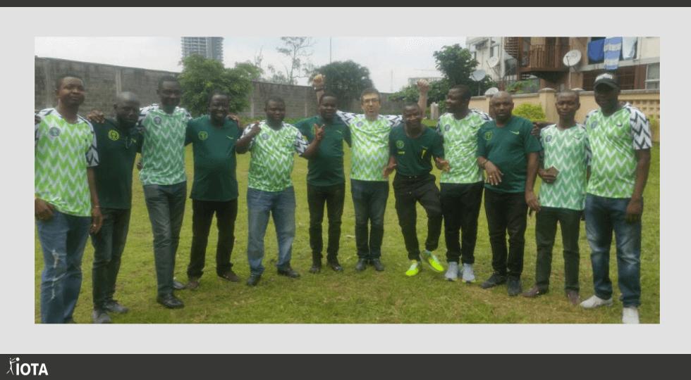 CAN 2019 : IOTA Nigeria soutient les Super Eagles pour les 8èmes de finale ! Quels sont vos pronostics ?