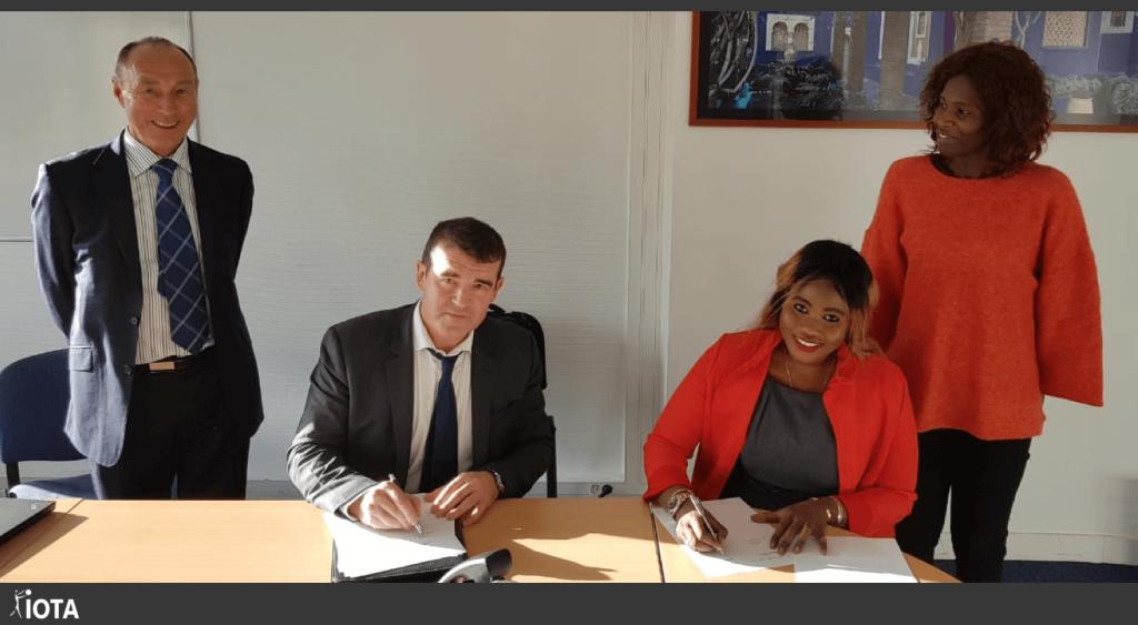 Der Mond Oil & Gas et IOTA Group s'associent pour former les nouveaux talents de demain dans le secteur de l'énergie au Sénégal !
