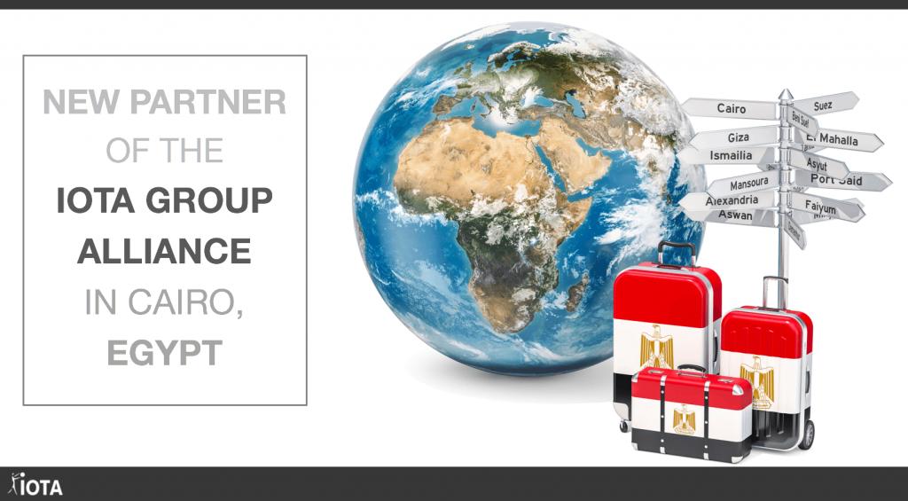IOTA Group poursuit sa stratégie de développement en Égypte !