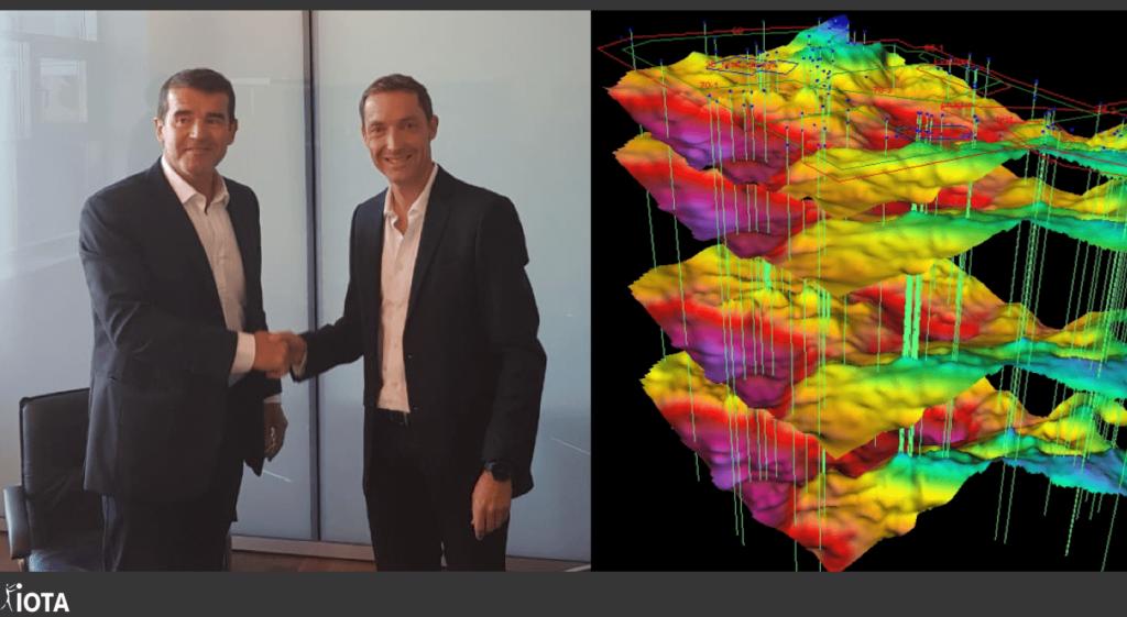 En partenariat avec Geneva Earth Resources, IOTA Group se positionne sur le marché des géosciences !