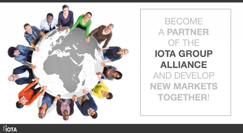 Devenez un Partenaire dans notre stratégie de développement de nouveaux marchés !