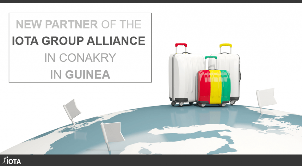 De nouveaux enjeux pour IOTA Group en Guinée Conakry ! 🇬🇳