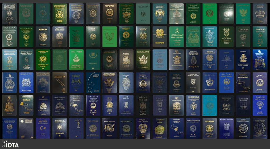 Quelle est la couleur de votre passeport ? Découvrez la signification de sa teinte !