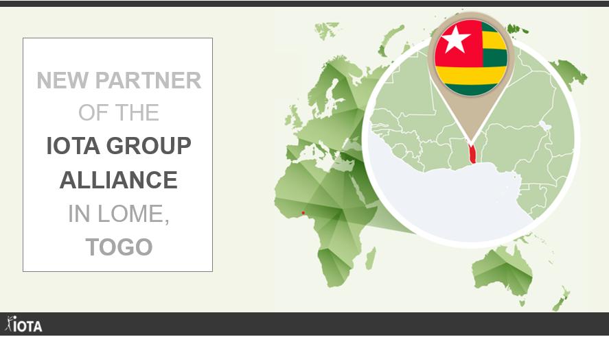 IOTA Group poursuit sa stratégie de développement au Togo ! 🇹🇬