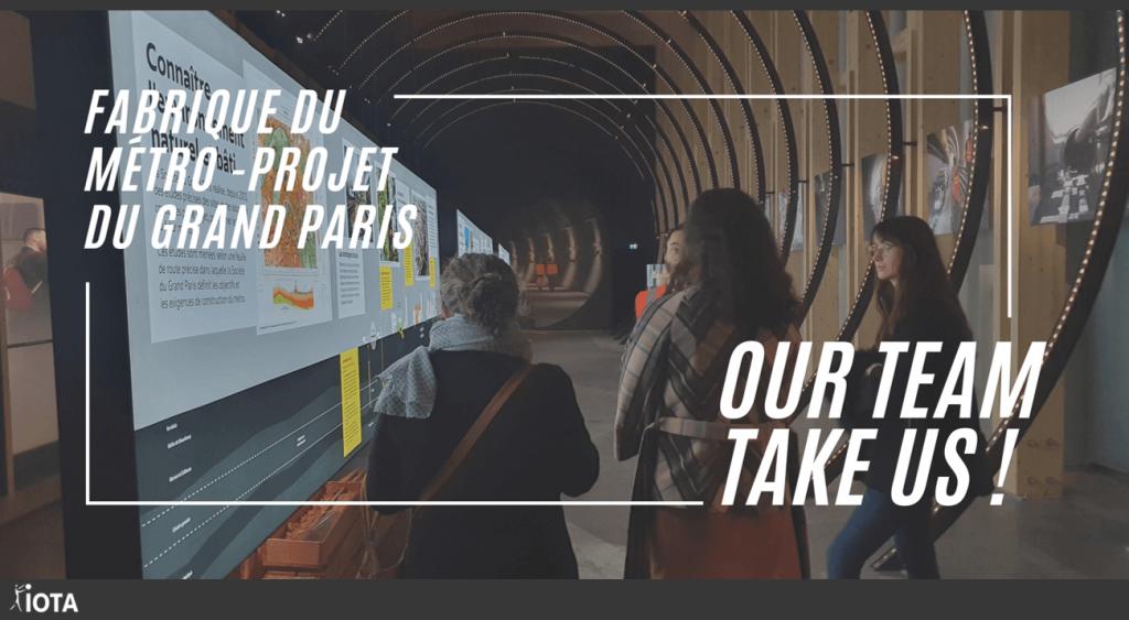 IOTA Group s'investit dans le projet du Grand Paris Expres